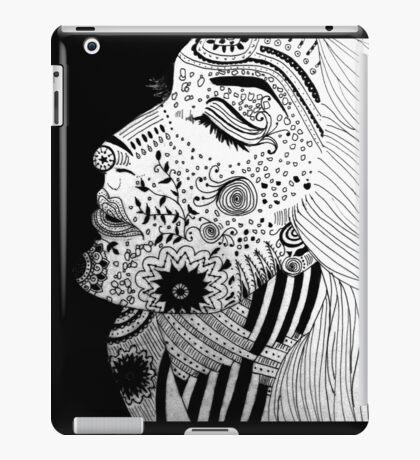 Zenman iPad Case/Skin