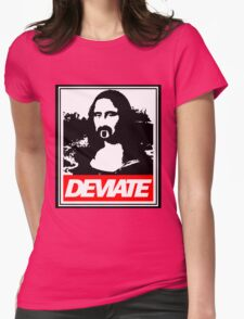 Deviate x Progress  Womens Fitted T-Shirt