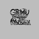 Grumpy is the new black.... by _ VectorInk
