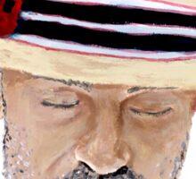 Gord Downie Portrait Sticker