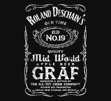 Roland Deschain's Mid-World Graf (White) Unisex T-Shirt
