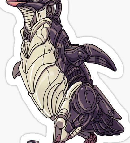 Mechanimal - Penguin Sticker