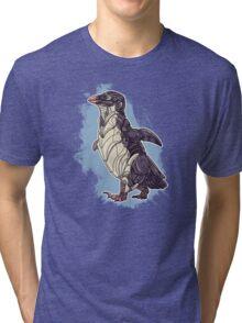 Mechanimal - Penguin Tri-blend T-Shirt