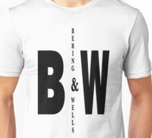 Bering & Wells minimalist text design Unisex T-Shirt