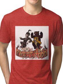 Emo Trinity Tri-blend T-Shirt