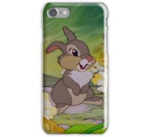 Thumper Screen Shot iPhone Case/Skin