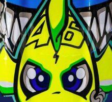 Valentino Rossi Shark helmet Sticker