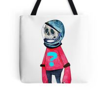 Space Kid Tote Bag