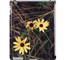 Lonely Flowers iPad Case/Skin