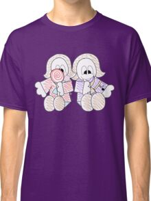 2 Sweethearts & 2 Lollipops  Classic T-Shirt
