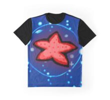 Starfish in a bubble  Graphic T-Shirt
