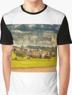 Mk1 Spitfires Graphic T-Shirt