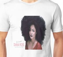 Diana Ross The Essential  Unisex T-Shirt