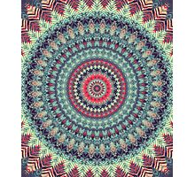 Mandala 067 Photographic Print