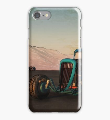Competition Coupe 33 iPhone Case/Skin