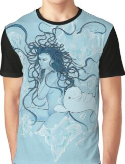 ICE- Beluga Graphic T-Shirt