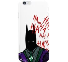 Not Funny iPhone Case/Skin