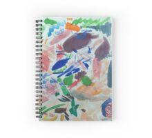 Jungle Colors Spiral Notebook
