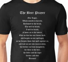 The Beer Prayer Unisex T-Shirt