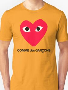 CDG Red Unisex T-Shirt
