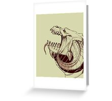 Ten Million Years Old Greeting Card