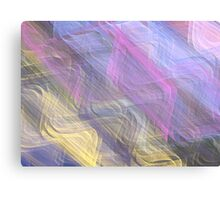 Lilac Ribbons Canvas Print