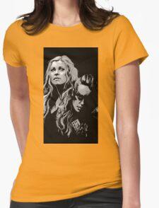 Clexa Womens Fitted T-Shirt