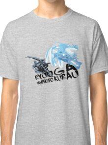 RYUUGA WAGATEKIWO KURAU Classic T-Shirt