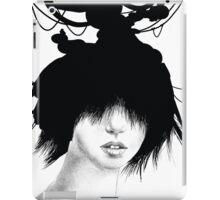 Inky Head iPad Case/Skin