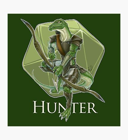 Dungeons And Dragons Hunter Photographic Print