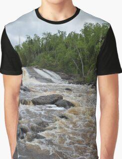 Beaver River 2 Graphic T-Shirt
