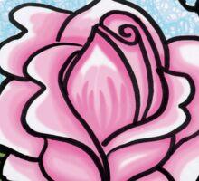 Rose Buddies Rose Sticker