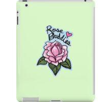 Rose Buddies Rose iPad Case/Skin