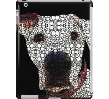 Stone Rock'd Dog 2 by Sharon Cummings iPad Case/Skin