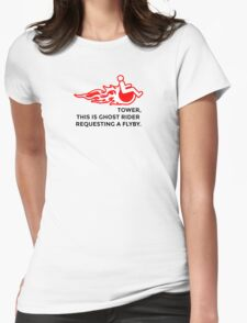 Tower Womens Fitted T-Shirt