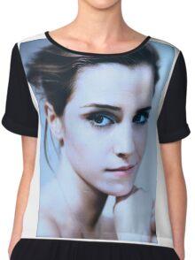 Emma Watson Chiffon Top