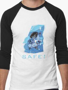 Cryo-Freeze Safe! Men's Baseball ¾ T-Shirt