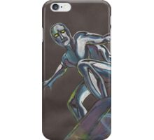 The Silver Surfer iPhone Case/Skin