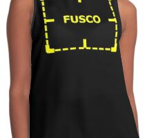 Fusco Knows Contrast Tank