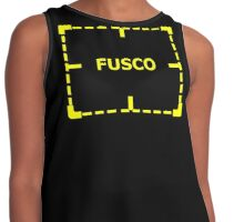 Fusco Knows Contrast Tank