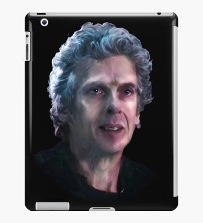 The Twelfth Doctor, Doctor Who iPad Case/Skin