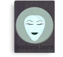 Madame Leota Canvas Print
