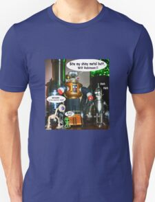 Misbehaving Robots T-Shirt