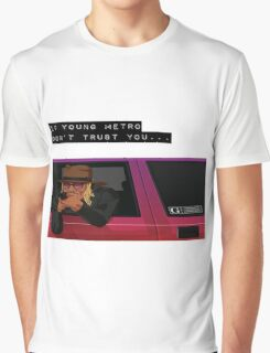 YOUNG METRO Graphic T-Shirt