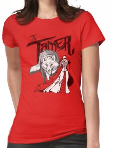 The Tamer Womens Fitted T-Shirt