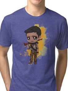 Drake Chibi Tri-blend T-Shirt