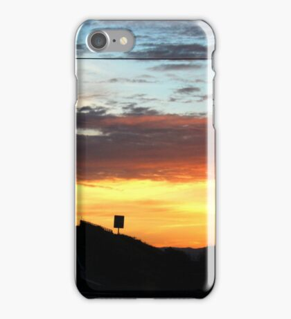 small town iPhone Case/Skin