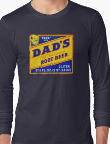 DAD'S ROOT BEER Long Sleeve T-Shirt