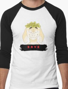 Asriel Dreemurr - Undertale Men's Baseball ¾ T-Shirt