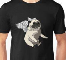 Flying Pug Unisex T-Shirt